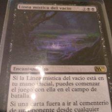 Juegos Antiguos: LÍNEA MÍSTICA DEL VACÍO , MAGIC THE GATHERING. Lote 173497348
