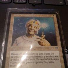 Juegos Antiguos: TUTOR INSPIRADO , MAGIC THE GATHERING. Lote 173533752