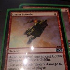 Juegos Antiguos: GOBLIN GRENADE , MAGIC THE GATHERING. Lote 173822315