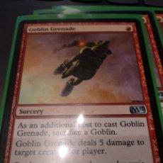 Juegos Antiguos: GOBLIN GRENADE , MAGIC THE GATHERING. Lote 173822332