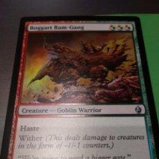 Juegos Antiguos: BOGGART RAM-GANG FOIL , MAGIC THE GATHERING. Lote 173822540