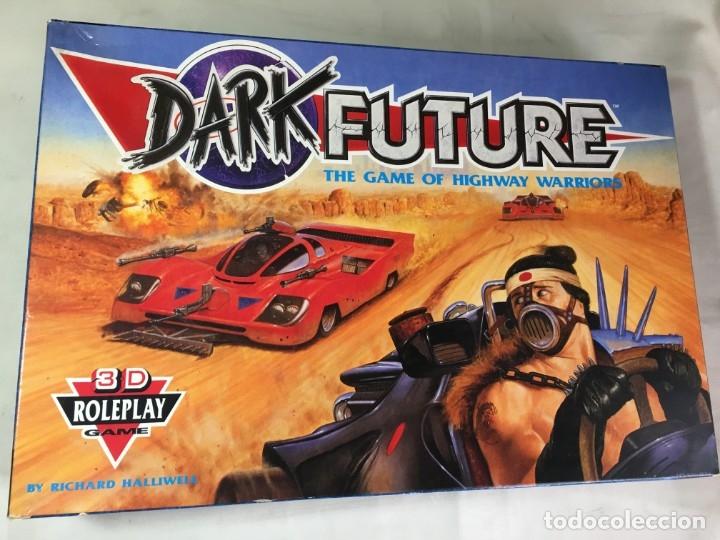 JUEGO DE MESA DARK FUTURE DE GAMES WORKSHOP (Juguetes - Rol y Estrategia - Juegos de Rol)