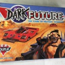 Juegos Antiguos: JUEGO DE MESA DARK FUTURE DE GAMES WORKSHOP. Lote 173892102