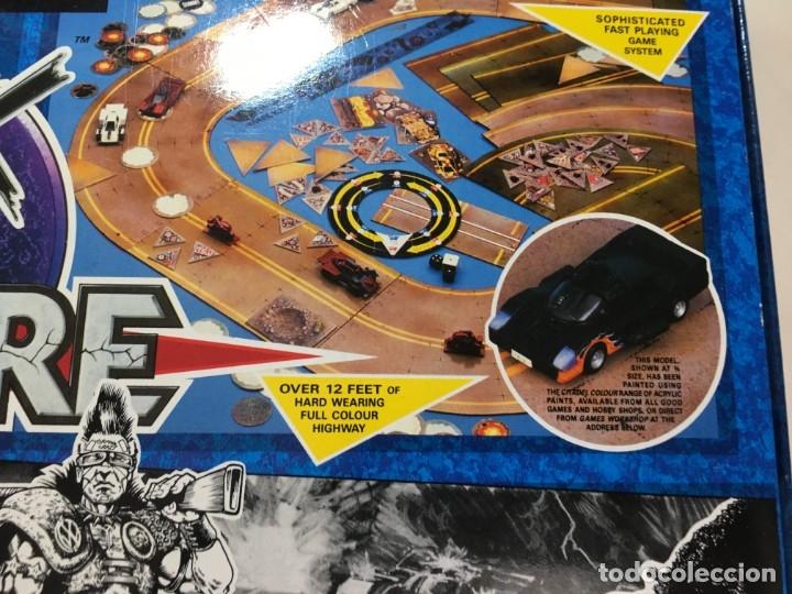 Juegos Antiguos: JUEGO DE MESA DARK FUTURE DE GAMES WORKSHOP - Foto 20 - 173892102