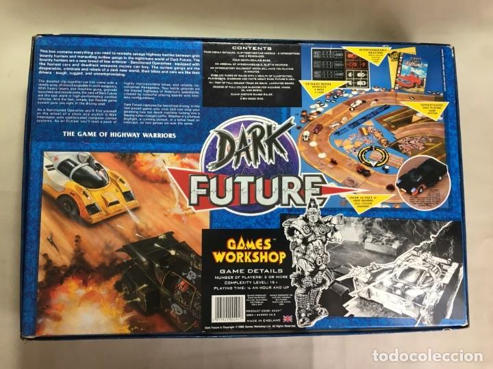 Juegos Antiguos: JUEGO DE MESA DARK FUTURE DE GAMES WORKSHOP - Foto 21 - 173892102