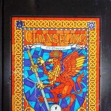 Juegos Antiguos: CHANGELING EL ENSUEÑO (MANUAL DE ROL BÁSICO). FACTORIA DE IDEAS TAPA DURA EDICIÓN 1998. Lote 174044365