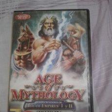 Juegos Antiguos: AGE OF MYTHOLOGY DE LOS CREADORES DE AGE OF EMPIRES. Lote 174084174