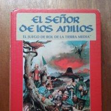 Juegos Antiguos: EL SEÑOR DE LOS ANILLOS, EL JUEGO DE ROL DE LA TIERRA MEDIA, JOC INTERNACIONAL, 1992. Lote 174190982