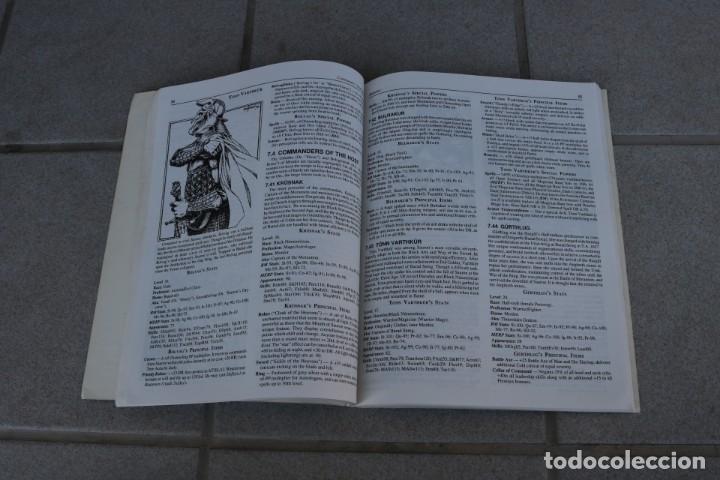 Juegos Antiguos: Gorgoroth suplemento juego rol Señor Anillos ICE MERP Joc Internacional Tierra Media 3112 inglés - Foto 3 - 174418259