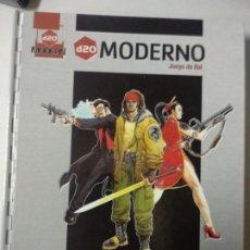 Juegos Antiguos: D20 MODERNO JUEGO DE ROL . Lote 175058145