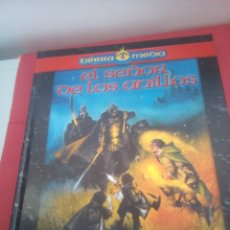 Juegos Antiguos: LIBRO - EL SEÑOR DE LOS ANILLOS - SEGUNDA EDICIÓN - TIERRA MEDIA. Lote 175112530