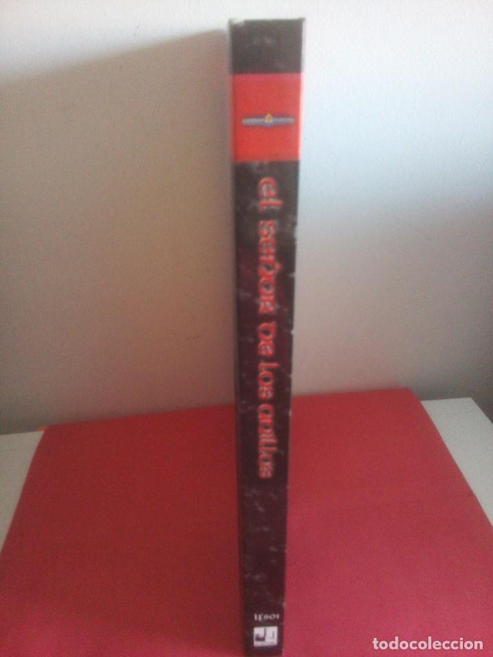 Juegos Antiguos: Libro - El señor de los anillos - segunda edición - tierra media - Foto 3 - 175112530