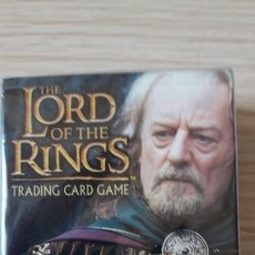 Juegos Antiguos: JUEGO DE CARTAS THE LORD OF THE RINGS -THE TWO TOWERS. Lote 175211360