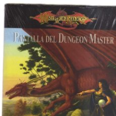 Jeux Anciens: DRAGONLANCE PANTALLA DEL DUGEON MASTER. Lote 175594790
