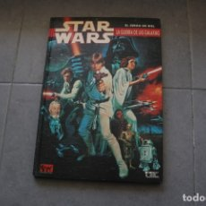Juegos Antiguos: STAR WARS MANUAL BÁSICO JOC INTERNACIONAL JUEGO ROL LIBRO WEST END GAMES 1990. Lote 175674095