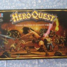 Juegos Antiguos: HEROQUEST DE MB AÑO 1989 MADE IN IRLANDA. Lote 175886810