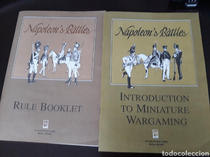 Juegos Antiguos: Wargame Napoleons battles - Foto 2 - 176267444
