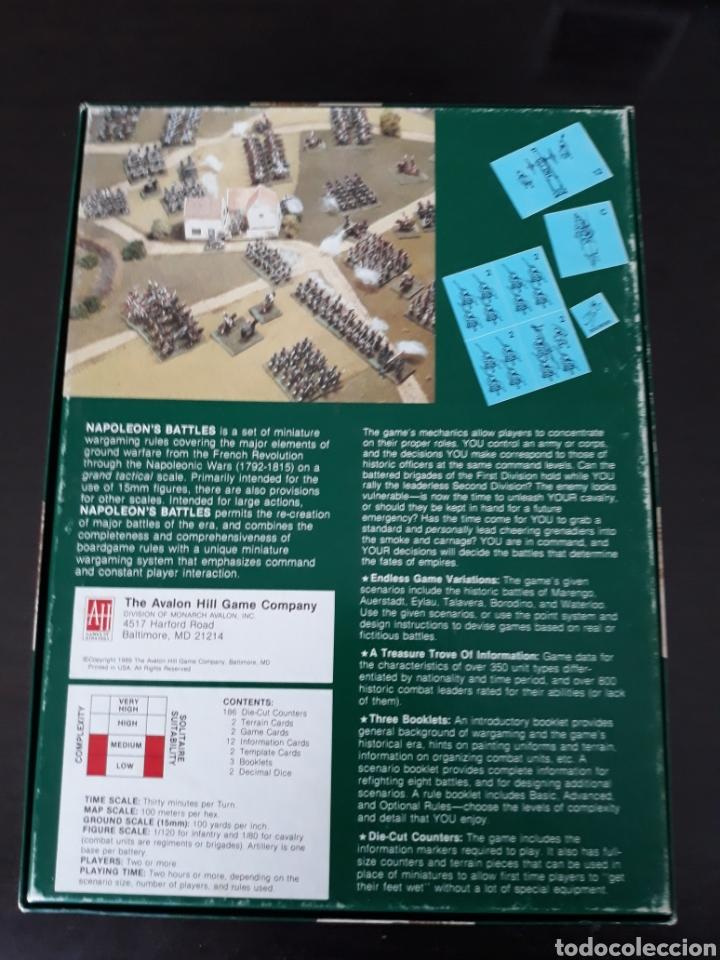 Juegos Antiguos: Wargame Napoleons battles - Foto 8 - 176267444
