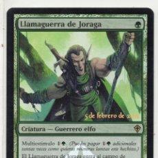 Juegos Antiguos: LLAMAGUERRA DE JORAGA FOIL. Lote 176514912