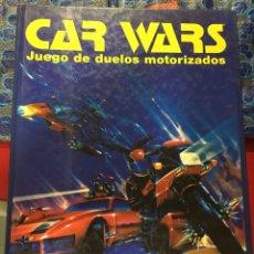 Juegos Antiguos: CAR WARS. Lote 176742379