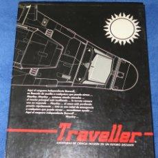 Juegos Antiguos: JUEGO DE ROL - TRAVELLER - GDW - DISEÑOS ORBITALES (1989). Lote 177757978