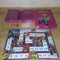 Juegos Antiguos: JUEGO DE MESA MOTO RATONES FALOMIR MOTO RATÓN DE MARTE 1994 COMPLETO. Lote 178027798