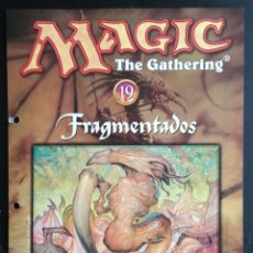 Juegos Antiguos: MAGIC THE GATHERING, ED. SALVAT: FASCICULO Nº 19. Lote 178073050