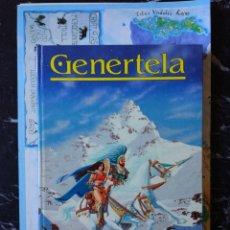 Juegos Antiguos: RUNEQUEST GENERTELA (JOC INTERNACIONAL 208) - TAPA DURA. Lote 178388803