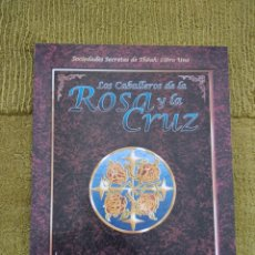 Juegos Antiguos: 7º MAR SOCIEDADES SECRETAS DE THÉAH 1 LOS CABALLEROS DE LA ROSA Y LA CRUZ (LA FACTORIA IDEAS LFM351). Lote 178390970