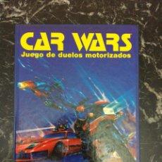 Juegos Antiguos: CAR WARS JUEGO DE DUELOS MOTORIZADO (JOC INTERNACIONAL 901) - TAPA DURA. Lote 178485728