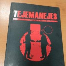 Juegos Antiguos: LIBRO TEJEMANEJES POR ROBIN DE LAWS, JUEGO DE ROL PIROTECNIA VERBAL Y GIROS INESPERADO. Lote 178915146