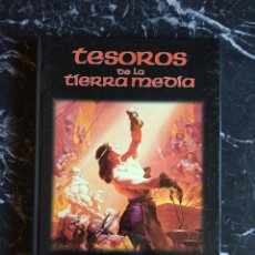 Juegos Antiguos: EL SEÑOR DE LOS ANILLOS TESOROS DE LA TIERRA MEDIA (JOC INTERNACIONAL 322) - TAPA DURA. Lote 179009880