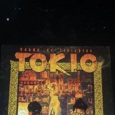 Juegos Antiguos: MUNDO DE TINIEBLAS: TOKIO. VAMPIRO MASCARADA EXCELENTE ESTADO. Lote 179015600