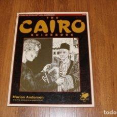 Juegos Antiguos: LLAMADA CTHULHU CALL JUEGO ROL SUPLEMENTO CAIRO GUIDEBOOK CHAOSIUM 1995 INGLÉS JOC AVENTURA MÓDULO. Lote 179206725