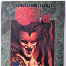 Juegos Antiguos: THE PLAYERS TO THE SABBAT. WHITE WOLF. Lote 179237595