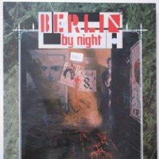 Juegos Antiguos: BERLIN BY NIGHT. VAMPIRE THE MASQUERADE. EN INGLÉS. Lote 179237876