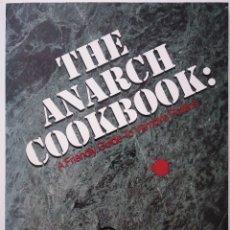 Juegos Antiguos: THE ANARCH COOKBOOK. VAMPIRE THE MASQUERADE. Lote 179238090