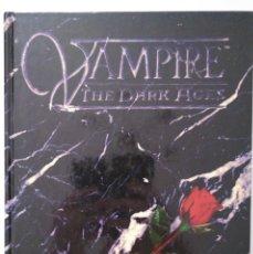Juegos Antiguos: VAMPIRE THE DARK AGES. EN INGLES. Lote 179238253