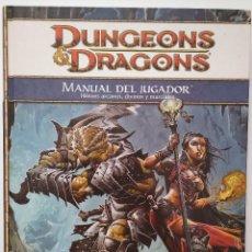 Juegos Antiguos: DUNGEONS & DRAGONS. . Lote 179238460