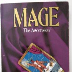 Juegos Antiguos: MAGE THE ASCENSION. EN INGLÉS.. Lote 179238618