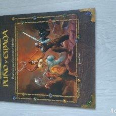 Juegos Antiguos: DEVIR - DUNGEONS AND DRAGONS 3 ED - DD1007 PUÑO Y ESPADA. Lote 179386291
