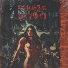 Juegos Antiguos: ROL: SANGRE DE LOBO EL EXILIO : SANGRE DE LOBO - PRECINTADO. Lote 180845198