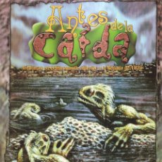 Juegos Antiguos: ROL: LLAMADA DE CTHULHU - ANTES DE LA CAIDA - PRECINTADO A ESTRENAR. Lote 297149753