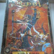 Juegos Antiguos: ROL: CHRONOPIA LA TIERRA DE LOS DOS RIOS - A ESTRENAR. Lote 181334885