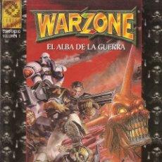 Juegos Antiguos: ROL WARZONE : EL ALBA DE LA GUERRA - A ESTRENAR. Lote 181345891