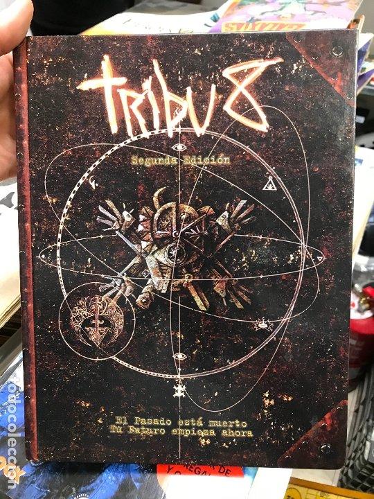 TRIBU 8 - JUEGO DE ROL EN UN FUTURO TRIBAL - EDGE (Juguetes - Rol y Estrategia - Juegos de Rol)