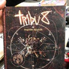 Juegos Antiguos: TRIBU 8 - JUEGO DE ROL EN UN FUTURO TRIBAL - EDGE. Lote 181619758