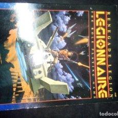 Giochi Antichi: RENEGADE LEGION LEGIONNAIRE JUEGO DE ROL. Lote 182080718