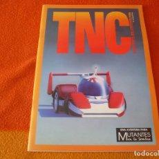 Juegos Antiguos: TNC TORMENTA NO CONTROLADA MUTANTES EN LA SOMBRA ¡MUY BUEN ESTADO! AVENTURA JUEGO DE ROL LUDOTECNIA. Lote 182293457