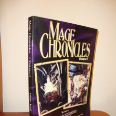 Juegos Antiguos: MAGE CHRONICLES. VOLUME I - A SETTING AND CHRONICLE SUPPLEMENT FOR MAGE: THE ASCENSION. Lote 182317888
